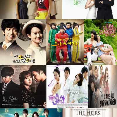 Korean Drama's Never End ♥♥♥♥♥