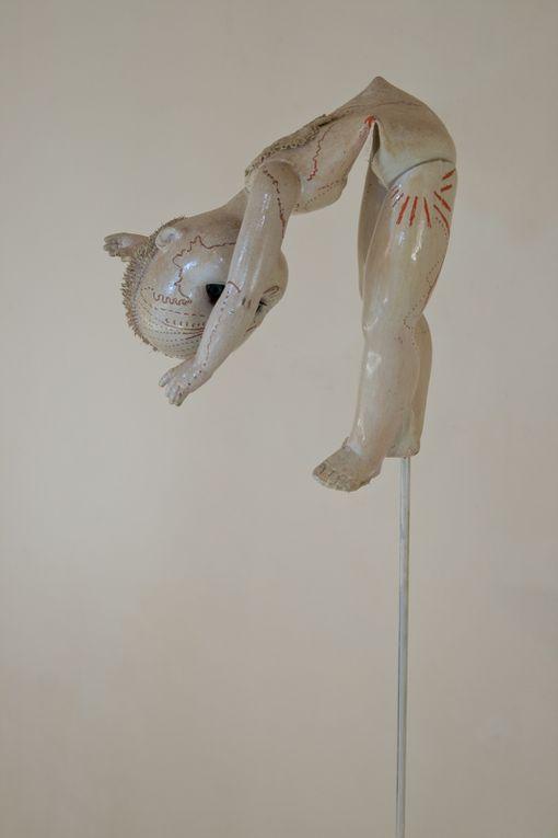 Sculptures de l'équilibre