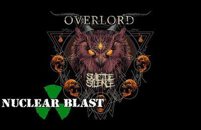 Nouveau titre de SUICIDE SILENCE / OVERLOARD (Official B-Side track)  chez Nuclear Blast Records