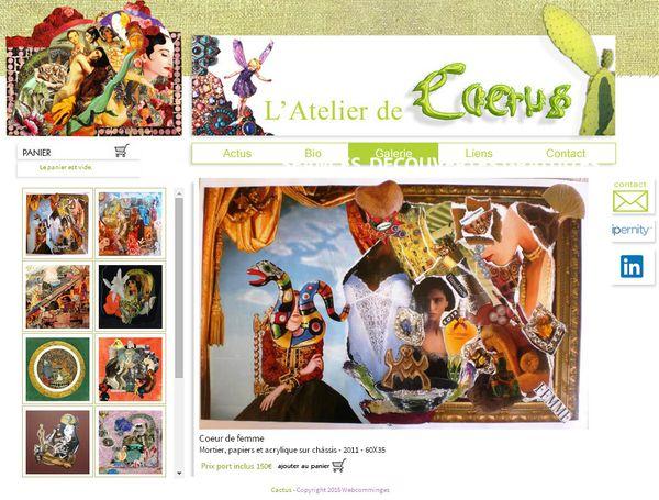 Artiste Cactus