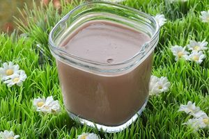 CREME DESSERT AU CANDY'UP CHOCOLATE (thermomix)