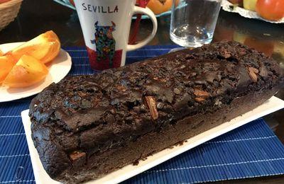 Chocolate chunks cake كيك قطع الشوكولاطة
