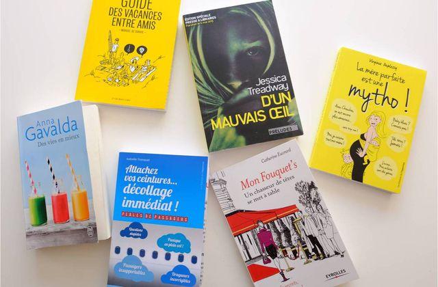6 livres pour Maman, à emmener dans sa valise !