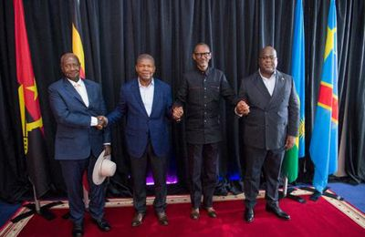 Goma : ouverture imminente d'un sommet des chefs d'Etat des Grands Lacs . (Okapi.net)