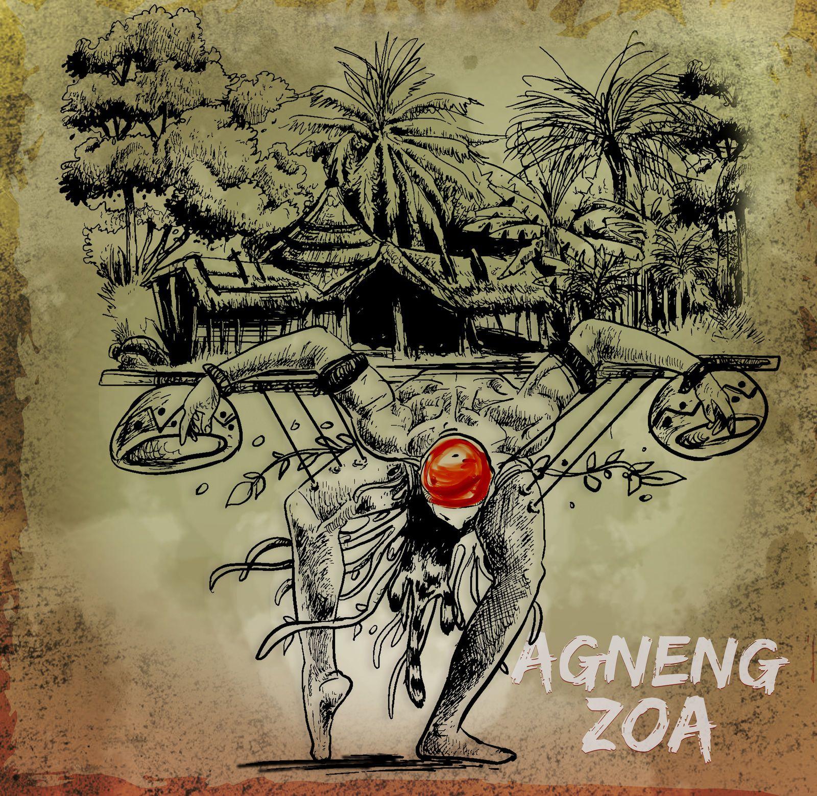 Visuel de l'album Agneng Zoa