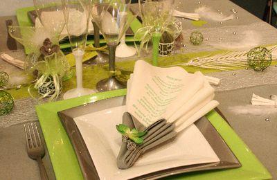 Déco de tables et gadgets de fête