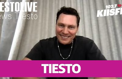 vidéo: Tiësto Interview with JoJo for 102.7 KIIS FM - april 23, 2021