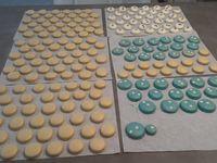 MACARONS PLENITUDE - CHOCOLAT CARAMEL BEURRE SALE GANACHE PIERRE HERME