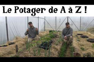 Potager de A à Z (3)