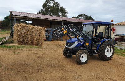 Nous aimons quand nos clients nous racontent un peu la vie des tracteurs LOVOL !