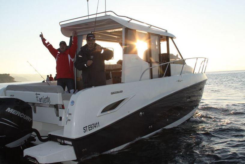 Près de 400 participants et 120 bateaux aux 3 sessions des Mercury Fishing Days 2016