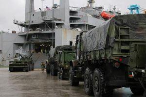 Les États-Unis envoient l'USNS Watkins, navire de débarquement, au Venezuela