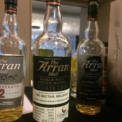 Arran Private Cask 'The Nectar' Heavily Peated