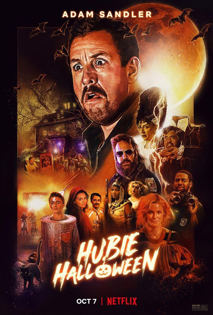 Critique Ciné : Hubie Halloween (2020, Netflix)
