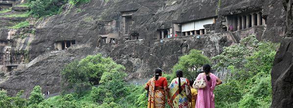 Les temples du centre : découvrez une Inde méconnue