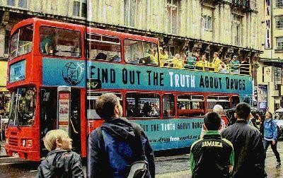 Große Drogenaufklärungskampagne während der Sommerolympiade 2012