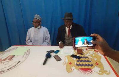 Laoukein et Kebzabo menacent de quitter la course à la présidentielle