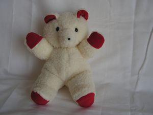 mes ours en peluche ou en polaire