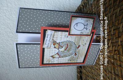 """Cadeaux promotion Sale-A-Bration - Set de tampons """"Mon poussin"""""""