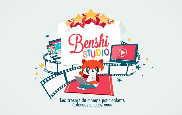 [À TESTER] Benshi : le guide du cinéma pour les enfants
