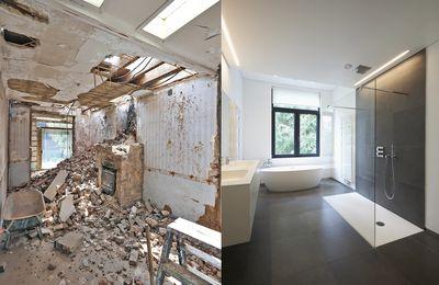 Rénover sa salle de bain avec l'aide d'un prêt affecté