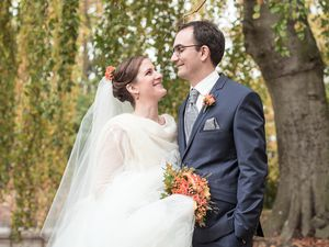 Marie + Romain Mariage d automne dans le Nord