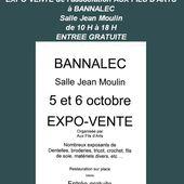 Expo Bannalec des 5 et 6 octobre - suite - Chez Mamigoz