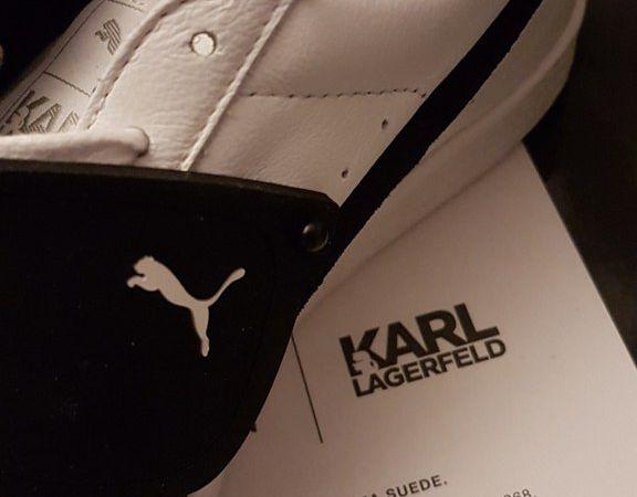 Puma × Karl Lagerfeld