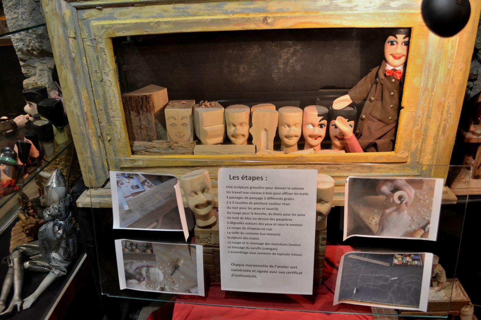 Le Petit Musée Fantastique de Guignol...