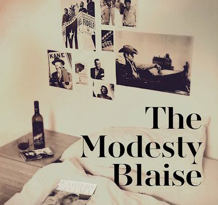 Modesty Blaise 💿 And The Lights Went Out All Over Town