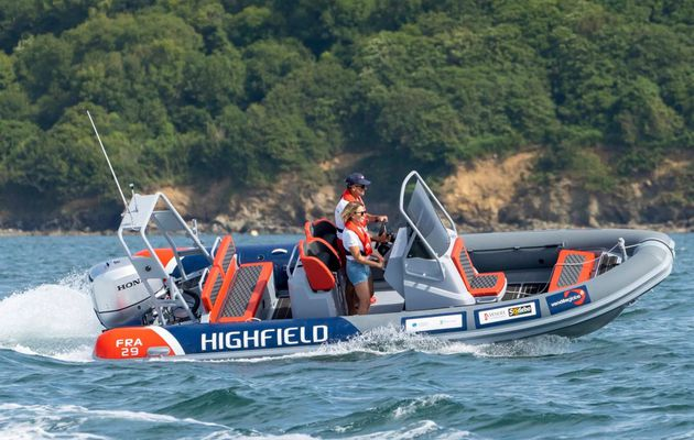 48 Highfield-Honda RIBs for the Vendee Globe 2020 safety boat fleet