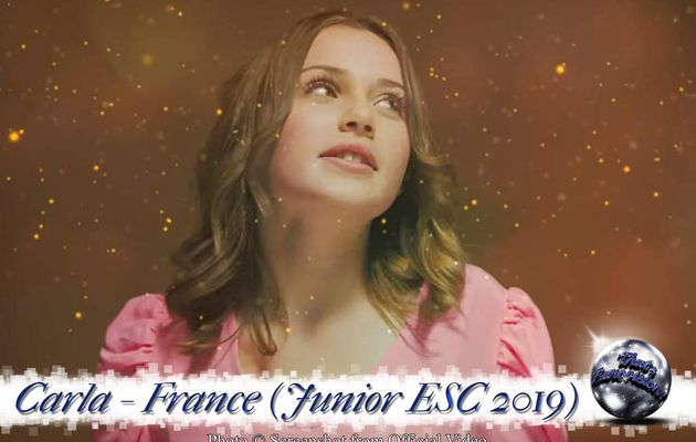 France - Carla - Bim Bam Toi (Junior ESC 2019)
