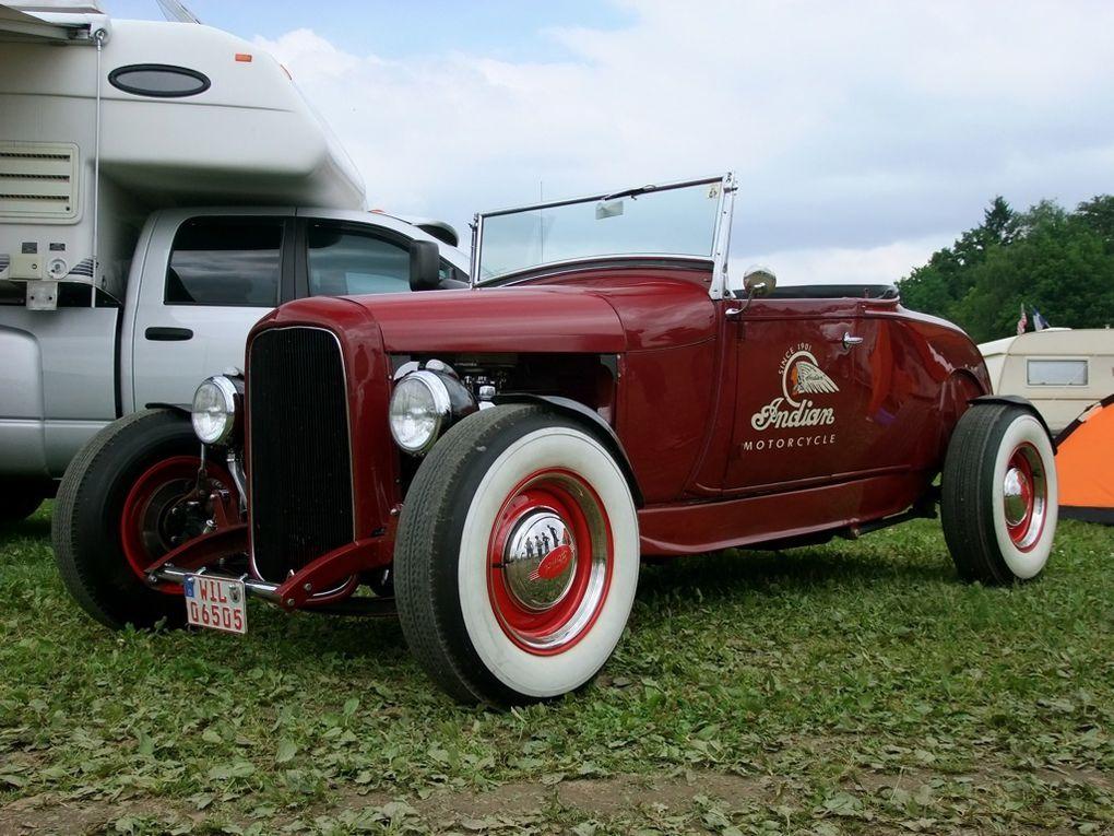 Gigantentreffen 2011, Pullman City, Eging am See, Westernstadt, Hot Rod, Amigos, Rat Rod, Bilder, Eigenbau, Chevrolet, V8, 305cui