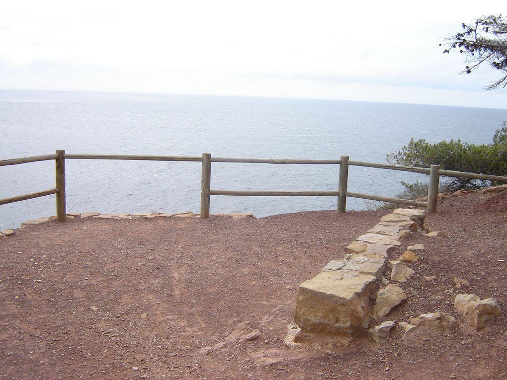 Le pas des gardéens , dans la commune du Pradet ( Var)