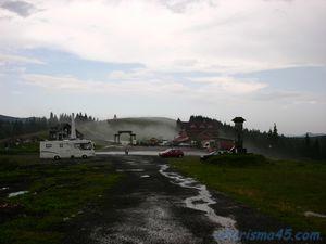 Col de Prislop, Roumanie en camping-car