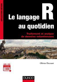 Télécharger Google Books pdf mac Le langage R