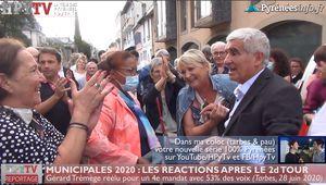 Municipales 2020 :: Les réactions après la victoire de Gérard Trémège à Tarbes (28 juin 20)