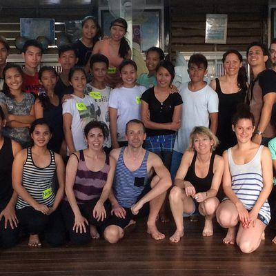 Dance Outreach in Bohol