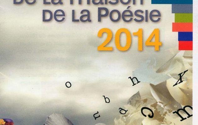 Programme 2014 réseau des médiathèques