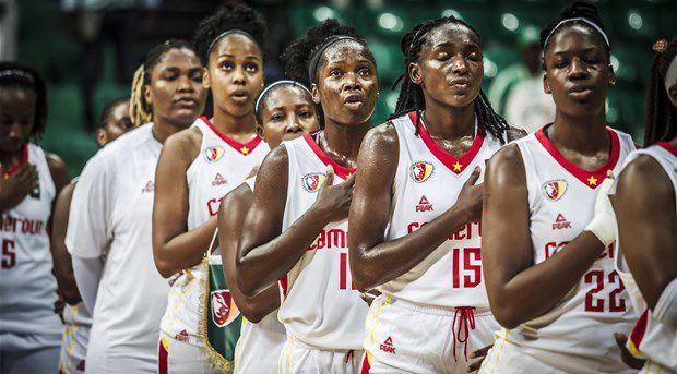 Revue d'équipe de FIBA Afrique pour l'AfroBasket women 2021 : le Cameroun, pays hôte