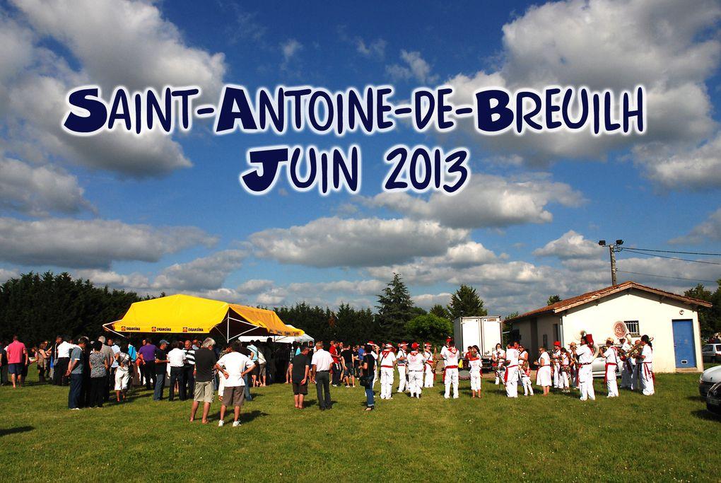 2013 - St-Antoine-de-Breuilh
