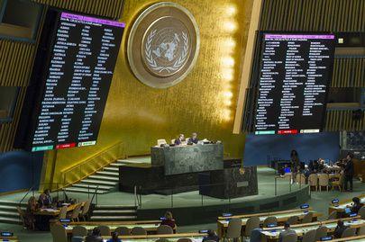La France doit participer à l'ONU au processus d'interdiction des armes nucléaires !