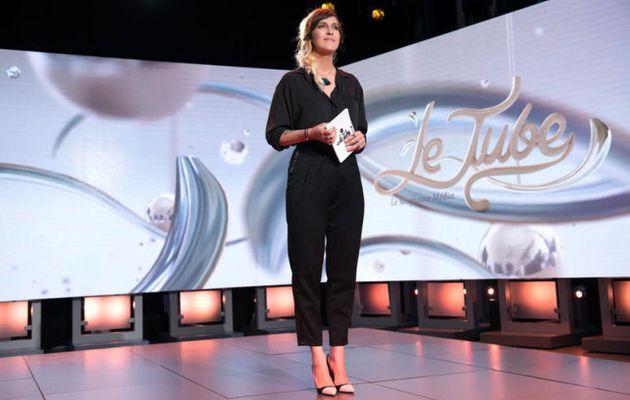 Le Tube : Eric Brunet invité de Daphné Burki samedi sur Canal+