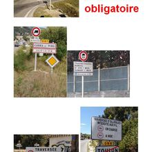 Le Beausset: stop camions!