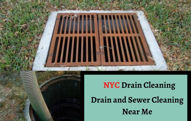 Drain Cleaning Services and Sewer Cleaning Available 24/7 hours Services