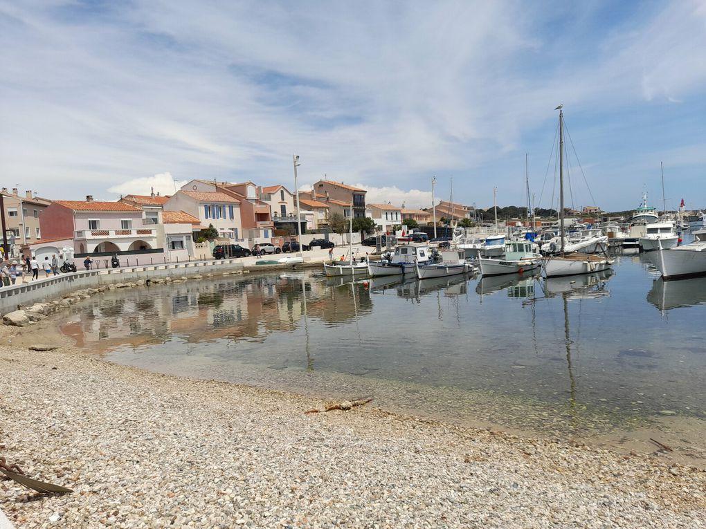 Dimanche 13 Juin : Cap Couronne