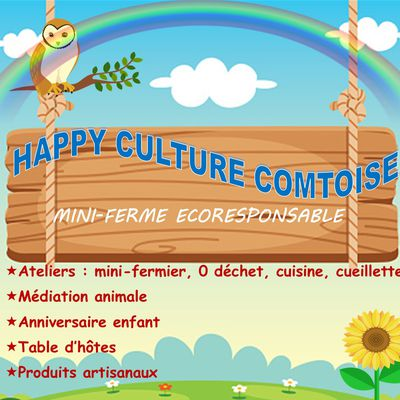 Happy Culture Comtoise