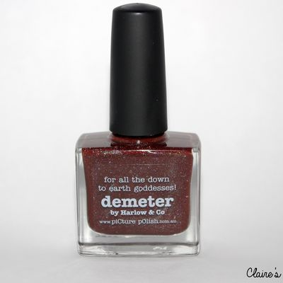 Swatch Demeter - Picture Polish