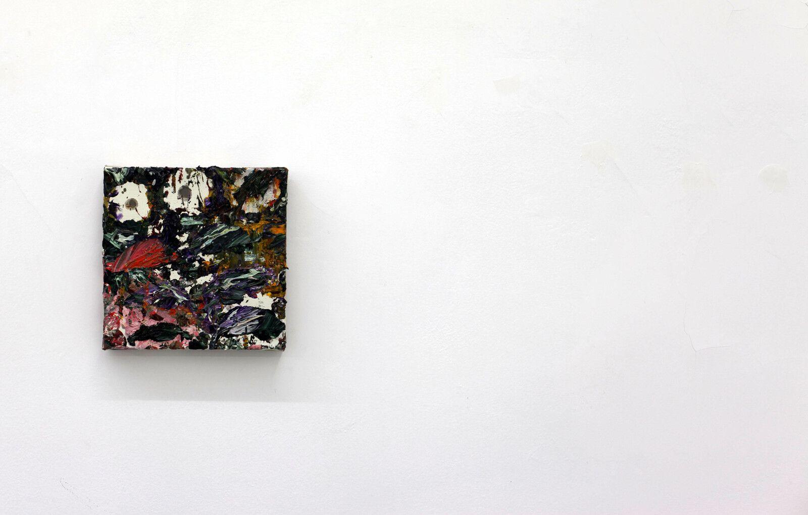 """""""Tresson 198"""", 2020 de Denis LAGET - Courtesy de l'artiste et de la Galerie Richard Paris © photo Éric Simon"""