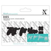 DOXCU504036 : DIE Just For You Docrafts Fée du Scrap